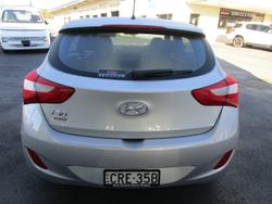 2013 Hyundai i30 Trophy GD2 MY14 Silver
