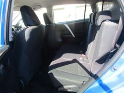 2018 Toyota RAV4 GX ASA44R AWD Blue