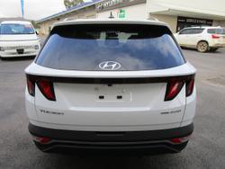 2021 Hyundai Tucson Elite NX4.V1 MY22 AWD White