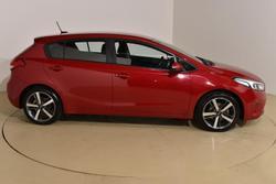 2017 Kia Cerato Sport YD MY17 Temptation Red