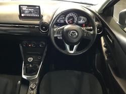 2016 Mazda 2 Maxx DJ Series Blue