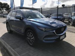 2018 Mazda CX-5 Mazda CX-5 G 6AUTO AKERA PETROL AWD Eternal Blue
