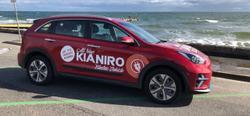 2021 Kia Niro EV S DE MY21 Red