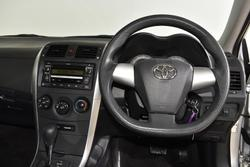 2012 Toyota Corolla Ascent ZRE152R Silver Pearl