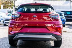 2021 Ford Puma JK MY21.75 Fantastic Red