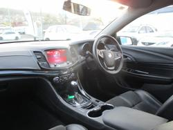 2015 Holden Commodore SV6 VF Series II MY16 Slipstream Blue