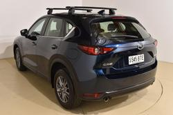 2017 Mazda CX-5 Maxx Sport KF Series Blue