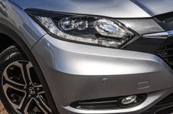 2018 Honda HR-V VTi-L MY17 Silver