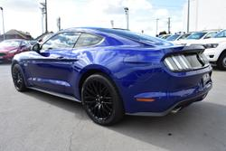 2016 Ford Mustang GT FM Blue