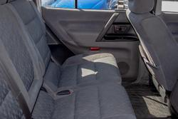 2003 Mitsubishi Pajero GLX NP MY04 4X4 Gold