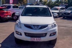 2013 Great Wall X200 K2 MY13 Four Wheel Drive White