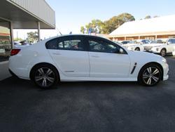 2015 Holden Commodore SV6 Storm VF MY15 White
