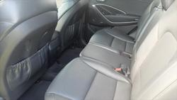 2018 Hyundai Santa Fe Highlander DM5 Series II MY18 4X4 On Demand Silver