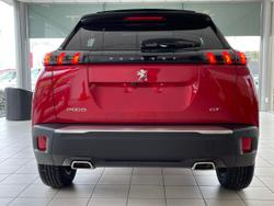 2021 Peugeot 2008 GT P24 MY21 Red