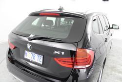 2014 BMW X1 sDrive18d E84 MY15 Black