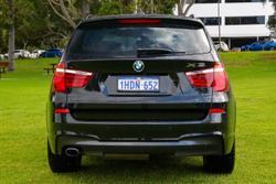 2015 BMW X3 xDrive20d F25 LCI 4X4 Constant Black