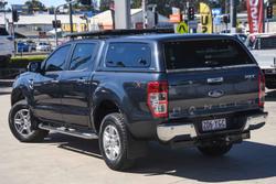 2014 Ford Ranger XLT PX 4X4 Dual Range Metropolitan Grey