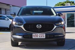 2020 Mazda CX-30 G20 Evolve DM Series Deep Crystal Blue