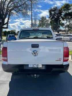 2018 Volkswagen Amarok TDI420 Core 2H MY18 4X4 Constant White