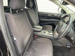 2012 Jeep Grand Cherokee Laredo WK MY13 4X4 Constant Brilliant Black