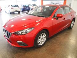 2014 Mazda 3 Maxx BM Series Red