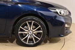 2017 Subaru Impreza 2.0i Premium G5 MY17 AWD Dark Blue