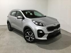 2019 Kia Sportage Si QL MY19 Silver