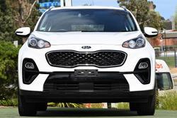 2018 Kia Sportage Si QL MY19 Clear White