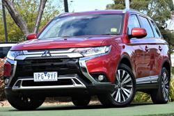 2018 Mitsubishi Outlander LS ZL MY19 AWD Red