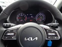 2021 Kia Cerato Sport BD MY22 Black
