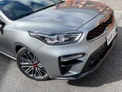 2019 Kia Cerato GT BD MY19 Grey