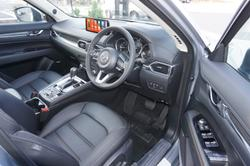 2021 Mazda CX-5 GT KF Series AWD Sonic Silver