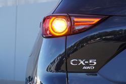 2021 Mazda CX-5 GT KF Series AWD Jet Black