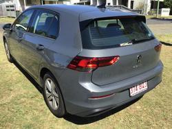 2021 Volkswagen Golf 110TSI 8 MY21 Dolphin Grey