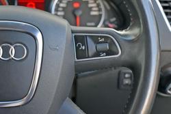 2012 Audi Q5 TDI 8R MY12 Four Wheel Drive Cuvee Silver