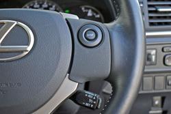 2017 Lexus CT CT200h Luxury ZWA10R Mercury Grey