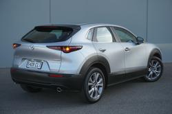 2021 Mazda CX-30 G20 Evolve DM Series Sonic Silver