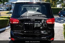 2021 LDV G10 SV7C Drive Type: Obsidian Black