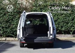 2016 Volkswagen Caddy TSI220 2KN MY16 White