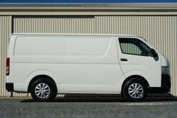 2011 Toyota Hiace KDH201R MY11 White