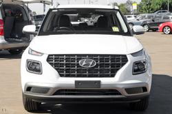 2021 Hyundai Venue Active QX.V3 MY21 White
