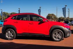 2021 Hyundai Kona OS.V4 MY21 Red