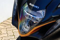 2021 SUZUKI HAYABUSA (GSX1300R) Black