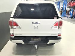 2015 Mazda BT-50 XTR UP 4X4 Dual Range White