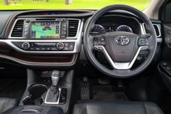 2014 Toyota Kluger Grande GSU55R AWD Black