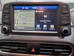 2018 Hyundai Kona Active OS MY18 Grey
