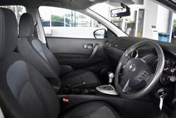 2011 Nissan Dualis ST J10 Series II MY10 Black