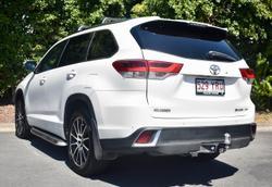 2018 Toyota Kluger Grande GSU55R AWD White