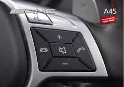 2013 Mercedes-Benz A-Class A45 AMG W176 Four Wheel Drive White