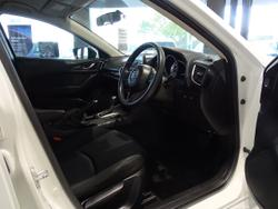 2014 Mazda 3 Neo BM Series White